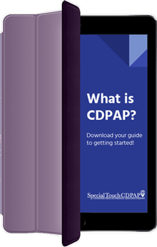 What is CDPAP?