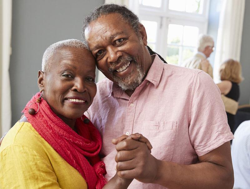 Senior Couple Home Care